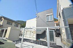 広島県安芸郡海田町畝2丁目の賃貸アパートの外観