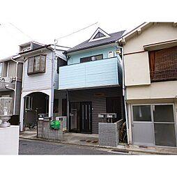 兵庫県神戸市兵庫区水木通3丁目の賃貸アパートの外観