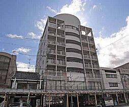 京都府京都市下京区西七条南東野町の賃貸マンションの外観