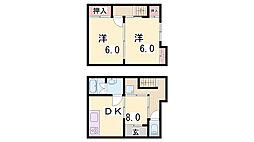 西代駅 5.5万円