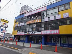 エステートピア松沢[1階]の外観