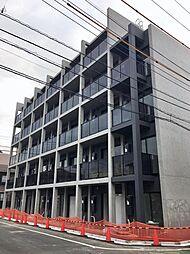 B CITY APARTMENT TACHIKAWA[204号室号室]の外観