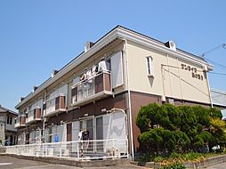 兵庫県姫路市青山北2の賃貸アパートの外観