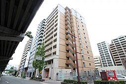 ニッケノーブルハイツ江坂[4階]の外観