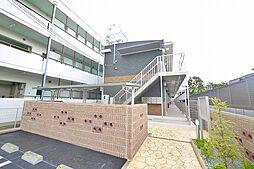 奈良県奈良市南城戸町の賃貸アパートの外観