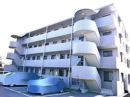 埼玉県春日部市一ノ割4丁目の賃貸マンションの外観