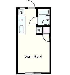 レイハウスII[2階]の間取り