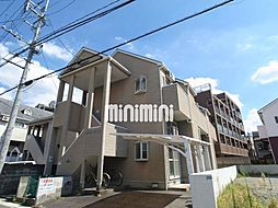 MHハウスI[1階]の外観