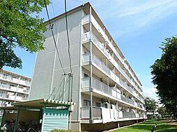 高津団地6街区14棟[3階]の外観