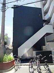 兵庫県尼崎市西本町8丁目の賃貸アパートの外観