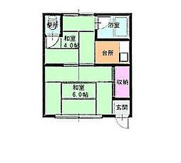巌根駅 2.7万円