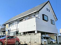 長岡アパート[2階]の外観