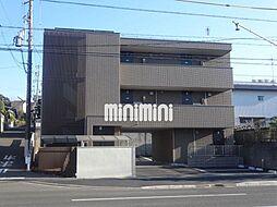 CASA COMODA[1階]の外観