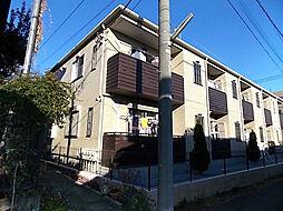 イーストパークURAWA1[1階]の外観