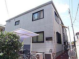 兵庫県伊丹市平松6丁目の賃貸アパートの外観