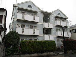 ホワイトハウスII[1階]の外観