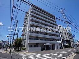 香川県高松市井口町の賃貸マンションの外観