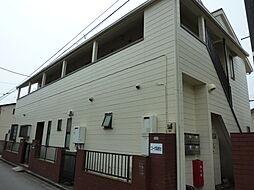 コーポ高根台[202号室]の外観