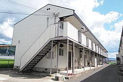 乙木ハイツC[1階]の外観