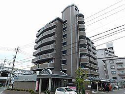 福岡県北九州市八幡西区友田1丁目の賃貸マンションの外観