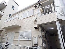 兵庫県神戸市中央区日暮通6丁目の賃貸アパートの外観