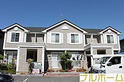 大阪府大阪市平野区長吉出戸6丁目の賃貸アパートの外観