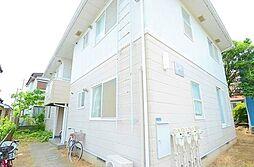 神奈川県藤沢市本鵠沼4丁目の賃貸アパートの外観