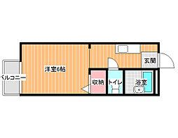 カンパニュラ[1階]の間取り