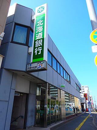 北海道銀行月寒...