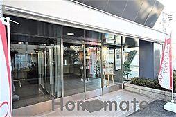 ウォームライトレジデンス2号棟[2階]の外観