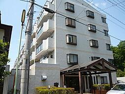 埼玉県川越市中台2丁目の賃貸マンションの外観