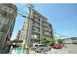 大阪府枚方市大垣内町3丁目の賃貸マンションの外観