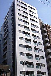 東京都台東区蔵前4丁目の賃貸マンションの外観