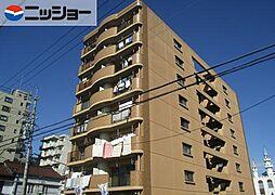 福洋マンション[5階]の外観