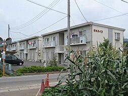 松本ハイツC棟[1階]の外観