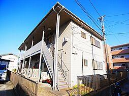 コーポヤブサキ[1階]の外観