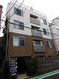 ベルビー早稲田377[2階]の外観