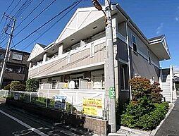 東京都足立区西新井本町5丁目の賃貸マンションの外観