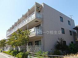 O−2マンション A棟[A103号室]の外観
