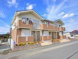 奈良県桜井市大字大福の賃貸アパートの外観