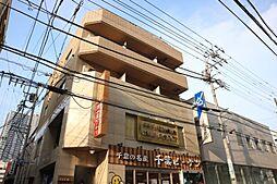 アロー本八幡駅前ビル[5階]の外観
