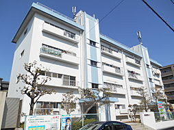三隆(1)コーポラス[2階]の外観