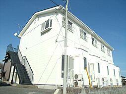 メゾンIWAZO[2階]の外観