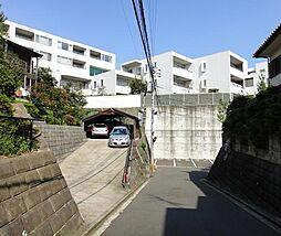 グランスイート横濱山手[503号室]の外観