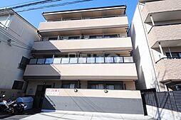 フラッティ京大北[2階]の外観