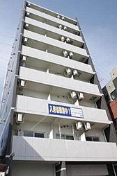 東京都江戸川区東小松川4丁目の賃貸マンションの外観