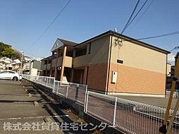 JR紀勢本線 紀三井寺駅 徒歩15分の賃貸アパート