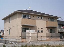 コーポラス羽屋 B[2階]の外観
