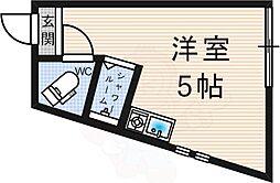 落合駅 5.0万円