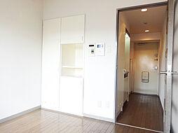 トーカン東淀川キャステールの角部屋ならお隣さんへの配慮も2分の1です